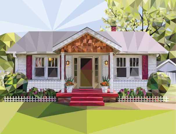 vector-house-Folded-Card_Front-01