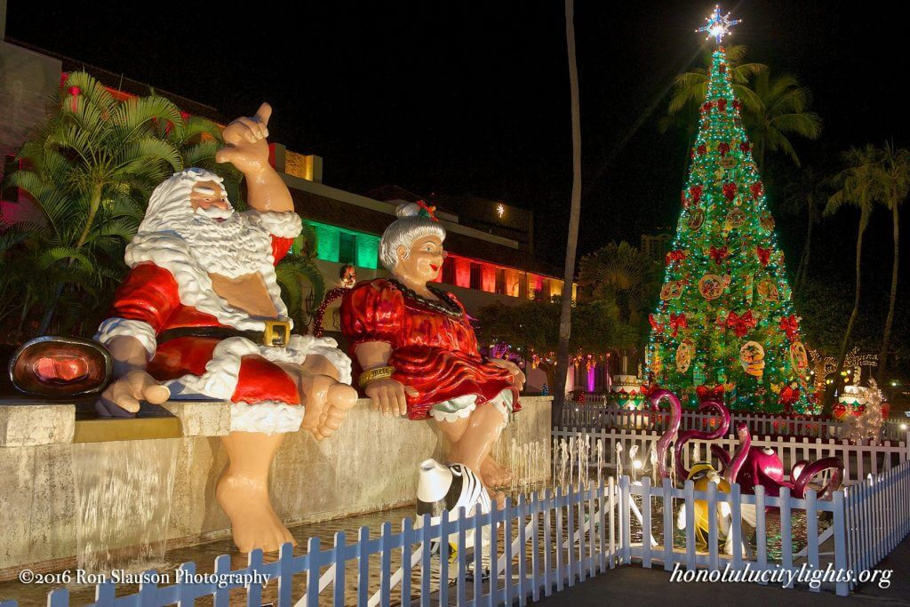 Top Things To Do For The Holidays In Hawaii Marcie In