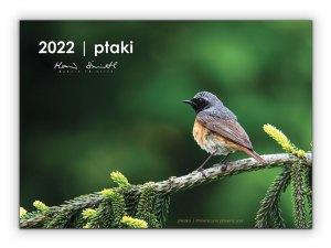 Kalendarz 2022 Ptaki