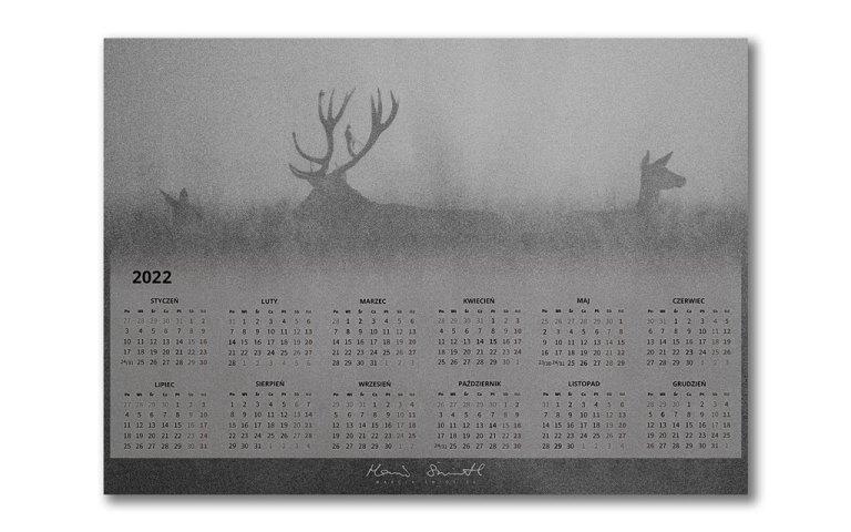 Kalendarz 2022 Rykowisko (przedsprzedaż)