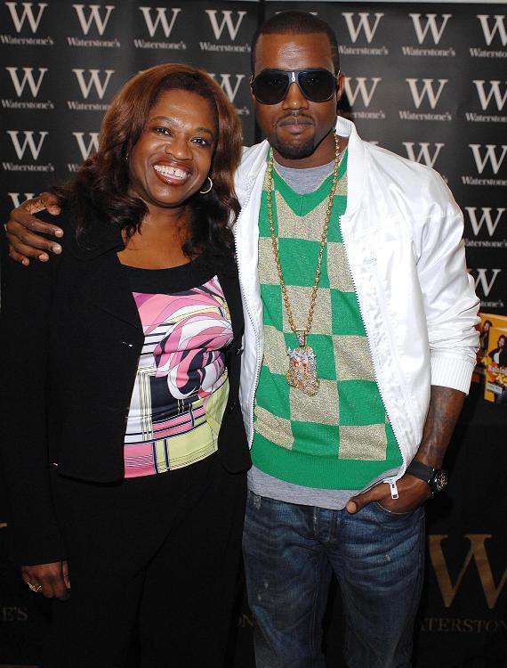 Donda West & Kanye