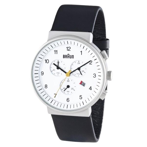 BN0035WHBKG Chronograaf horloge van Braun