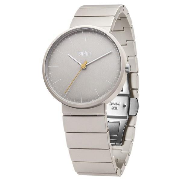 Braun Keramisch horloge BNC0171GYGYG