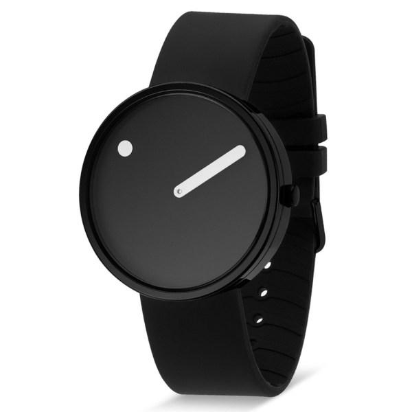 De laatste!  Rosendahl Picto Watch Classique 45 mm (!)