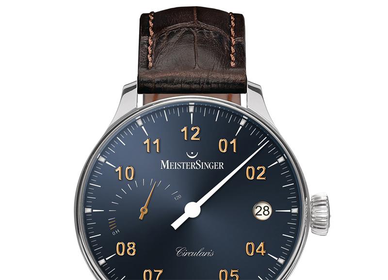 Horloge van Meistersinger
