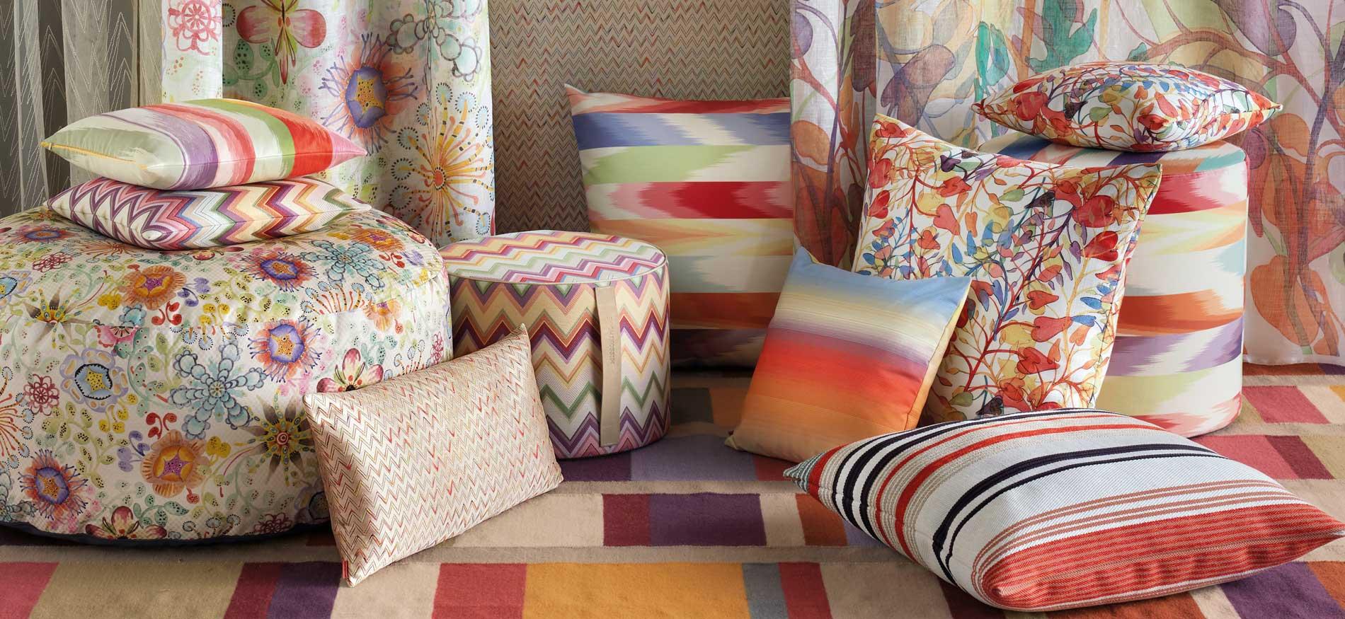 missoni home cushions marc leopold