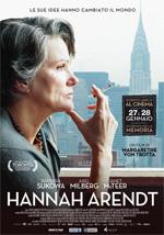 """Hannah Arendt"", di Margarete von Trotta."