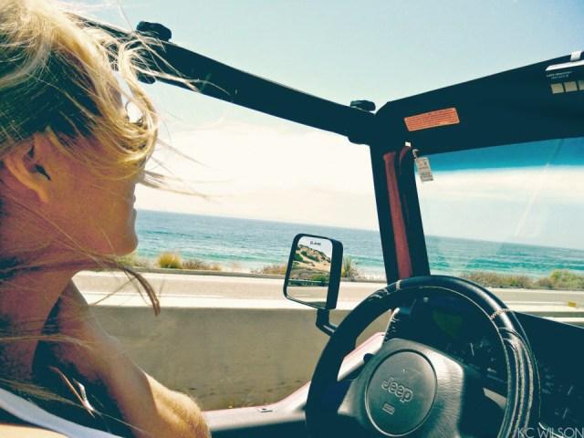 beach-car