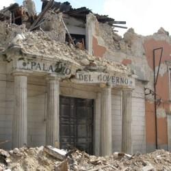 L'Aquila, terremoto del 2009
