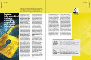 Registro delle opposizioni e privacy: prospettive e coordinate per il mondo del mailing