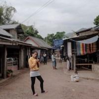 Laos-Luang Prabang Province-Sang Ha