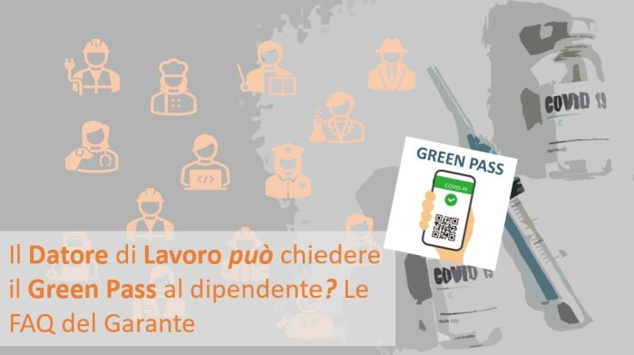 green-pass-lavoro-faq-garante