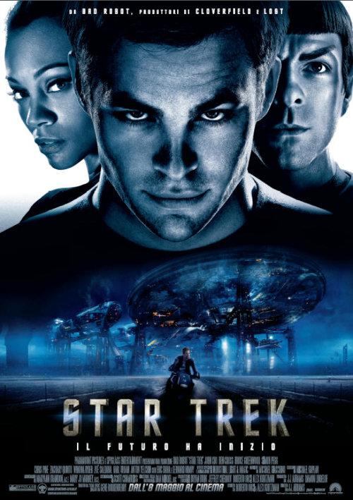 Locandina Star Trek XI