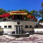 Quiosque Jardim dos Passarinhos