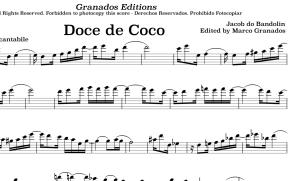 Doce de Coco Granados Editions
