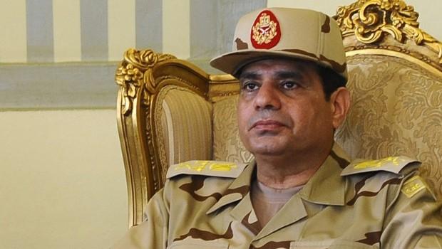 Abdel Fattah Al Sisi, Presidente dell'Egitto
