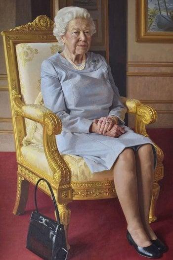 Ben Sullivan, HM The Queen, 2018