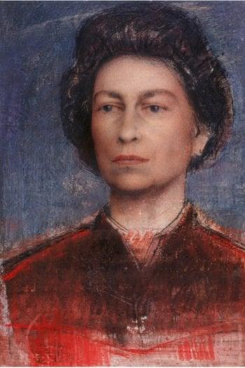 Pietro Annigoni, Queen Elizabeth II, 1969