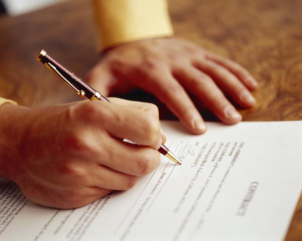 Come scrivere un contratto di webdesign/grafica