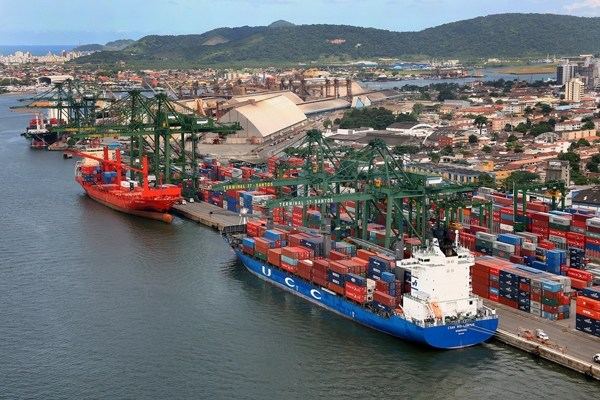 CNI: flexibilização do acordo Brasil-Chile reduzirá burocracia e custos do frete marítimo