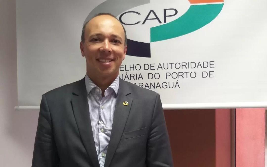 Conselhos de Autoridade Portuária do Paraná sob nova presidência