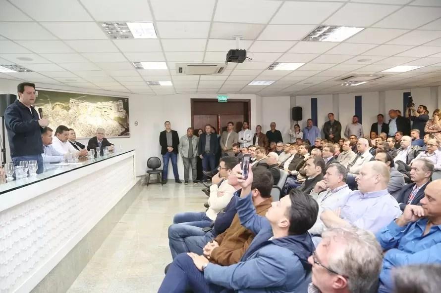 Porto de Paranaguá vai modernizar o Corredor de Exportação