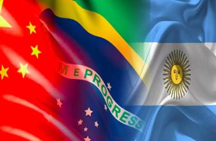 China avança e pode superar em breve o Brasil como maior parceiro comercial da Argentina