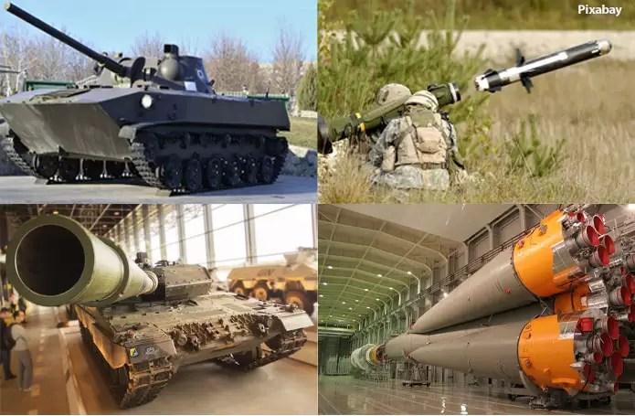 Ministério projeta Brasil como grande exportador de produtos de defesa e vender R$ 6 bilhões até 2022