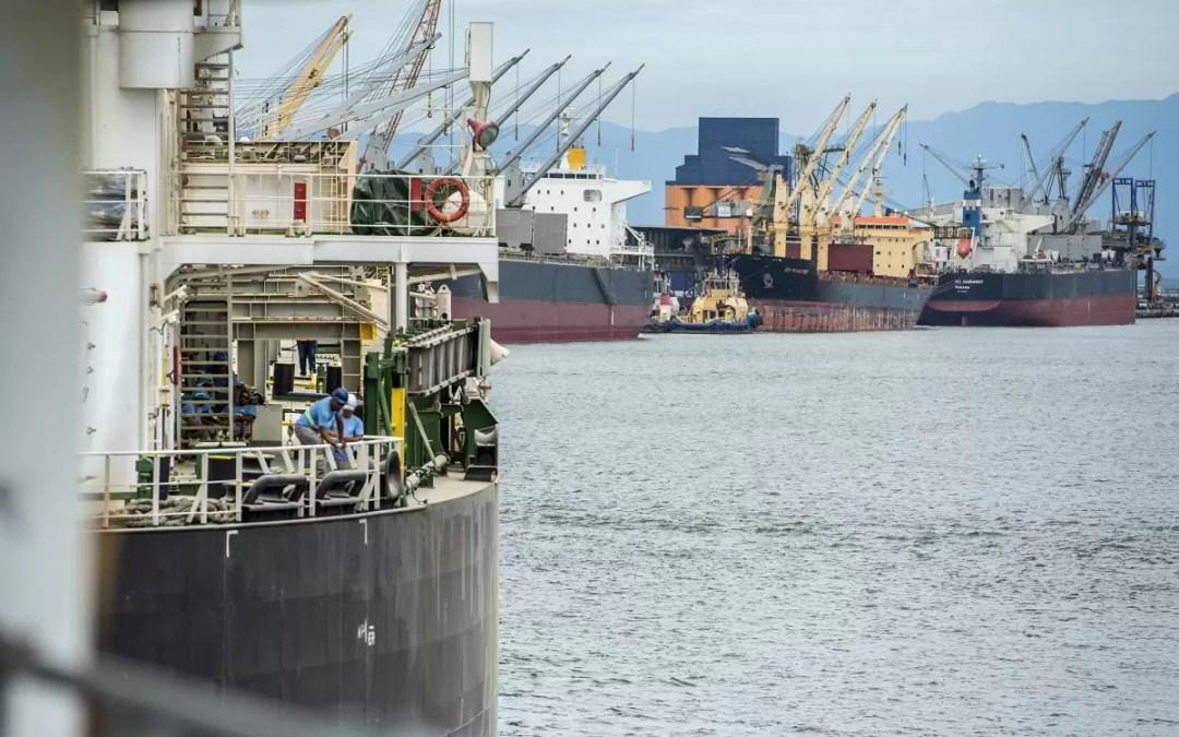 Portos do Paraná alcançam quase 100% de ocupação e produtividade