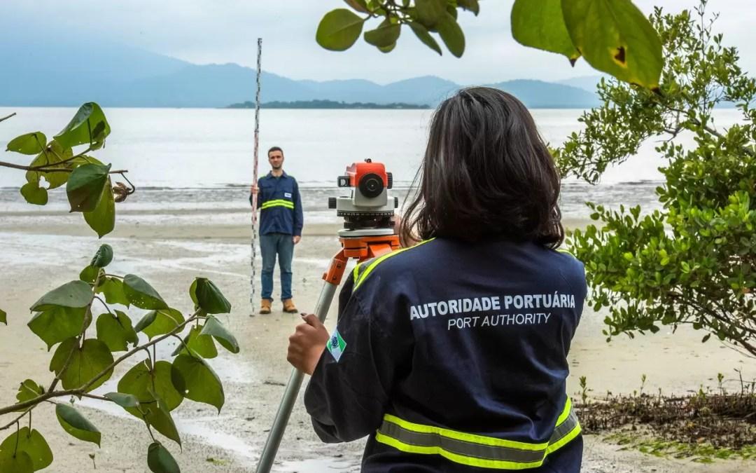 Portos do Paraná obtém 98% de aprovação no desempenho ambiental