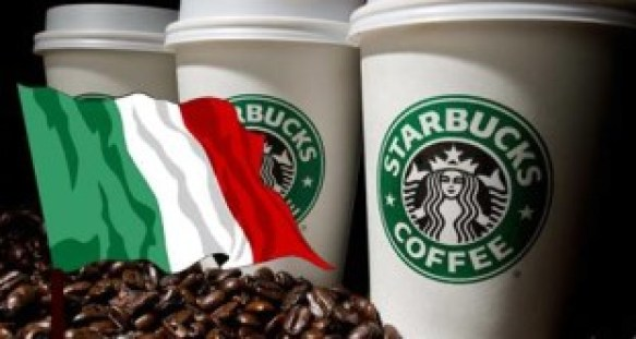 Prossima apertura Starbucks a Roma