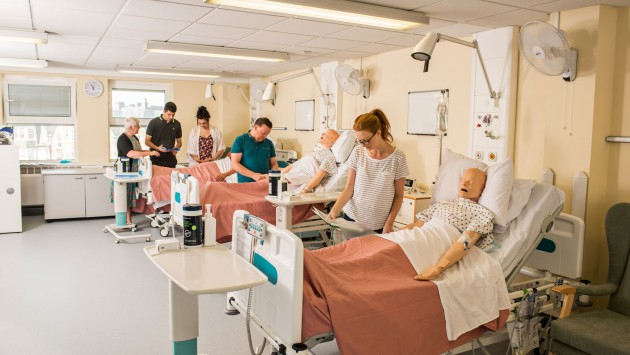 Esercitazione sql con Db Hospital