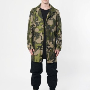Numero 00 Long Jacket Camo Embry - Cod. 1208