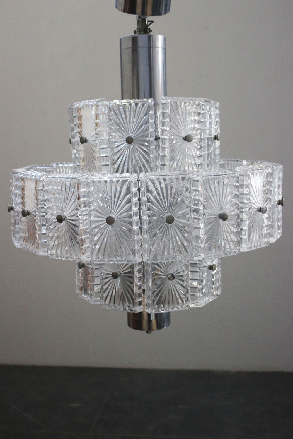Check out some similar items below! Lampadario Anni 60 70 Marco Polo Antiques Online