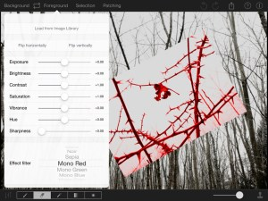 PhotoPatch v1.5 - Making-Of #1 - Image #2