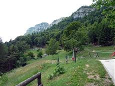 Malga Somator - Val di Gresta - Passo Bordala (TN)