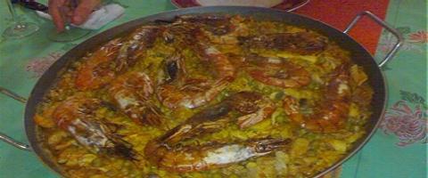 Cena a Mantova a casa di Flavio