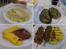 Cena alla Festa di S. Maria Maddalena a Desenzano (2008)