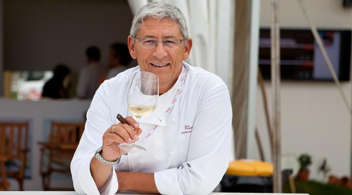 Quando la cucina diventa un' arte… Chef Tano Simonato.