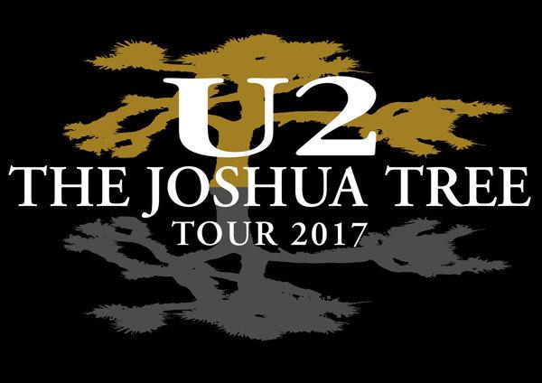 La storia si ripete… The Joshua Tree Tour 2017