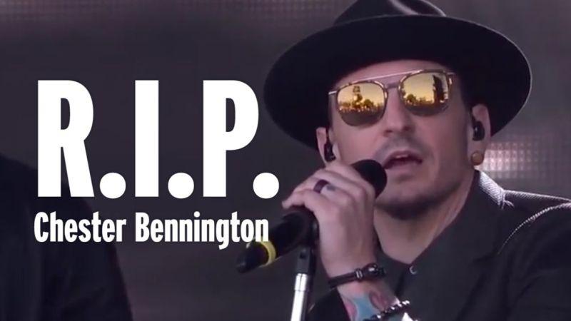 Linkin Park… Un altro grande ci saluta.