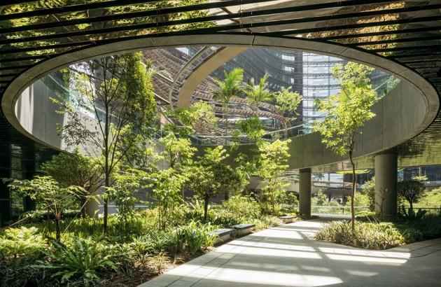 L'architettura del futuro è green
