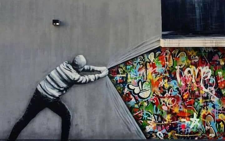 Il periodo d'oro della street art
