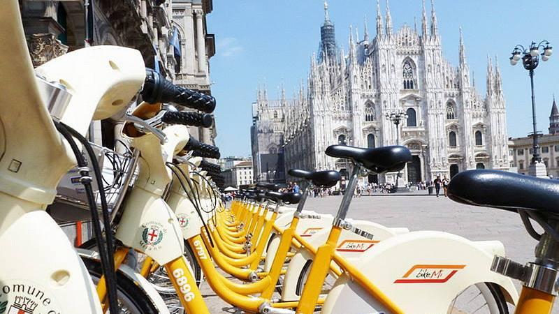 Milano: città della sharing mobility