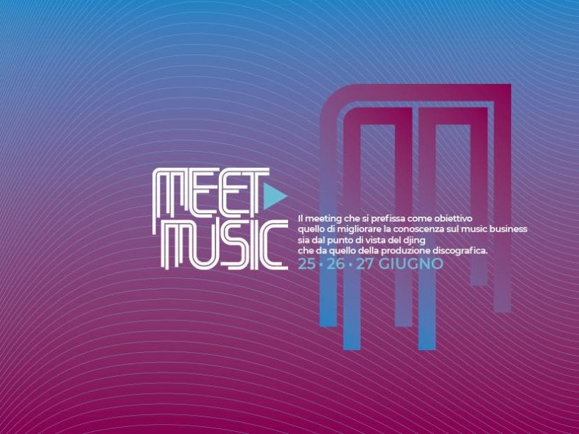 Un evento unico in Italia: Meet Music