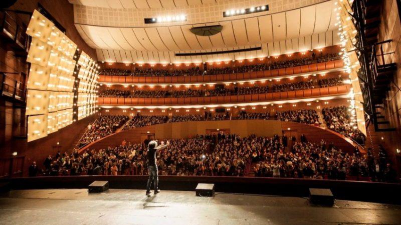 Metti una sera a teatro…. Il Teatro degli Arcimboldi
