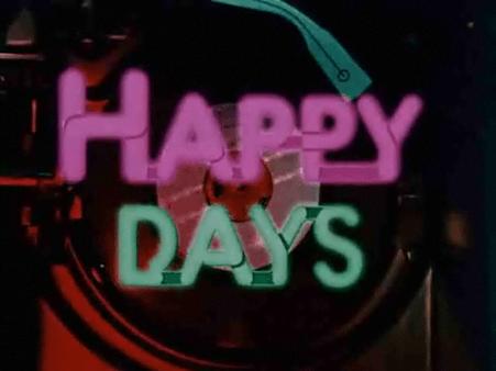 La serie tv: Happy Days