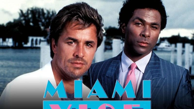 Le serie tv: Miami Vice