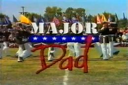 Le serie tv: Major Dad