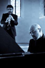 "Santilli Tibolla ""Orgelwind"" recording at Ref. Kirche Bülach"